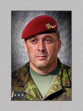 plukovník Aleš Opata
