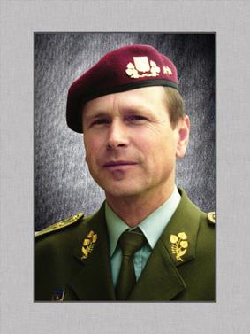 plukovník Jiří Šedivý