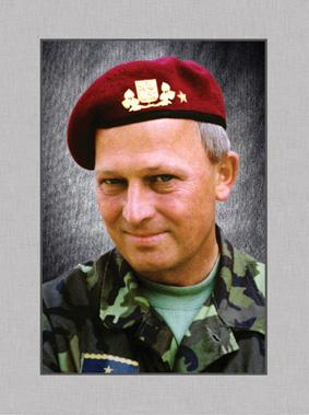plukovník František Štěpánek