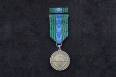 Medaile k 10 . výročí vzniku 4.brn